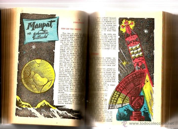 Coleccionismo de Revista Blanco y Negro: TOMO ENCUADERNAT PATUFET ( SEGONA EPOCA, 1968-69) - Foto 6 - 40269771