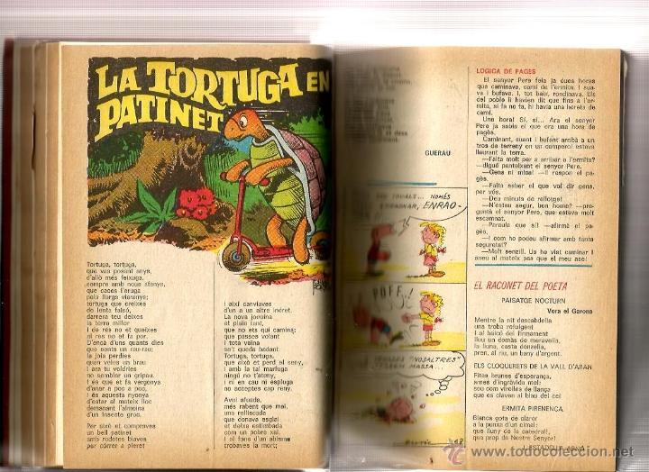 Coleccionismo de Revista Blanco y Negro: TOMO ENCUADERNAT PATUFET ( SEGONA EPOCA, 1968-69) - Foto 8 - 40269771