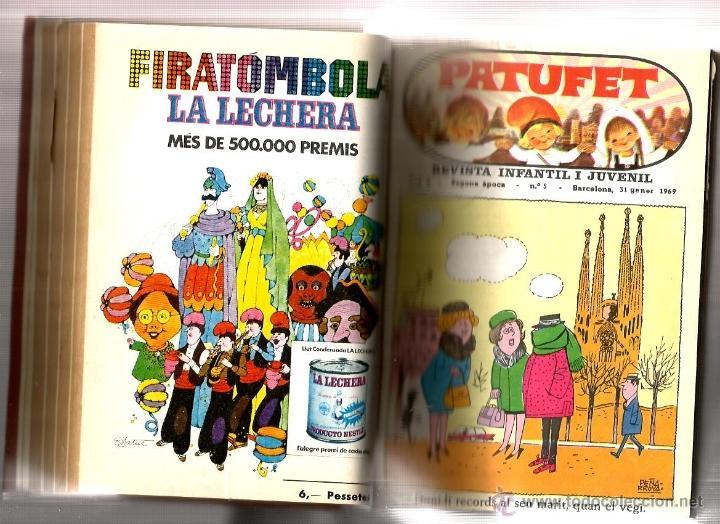 Coleccionismo de Revista Blanco y Negro: TOMO ENCUADERNAT PATUFET ( SEGONA EPOCA, 1968-69) - Foto 9 - 40269771