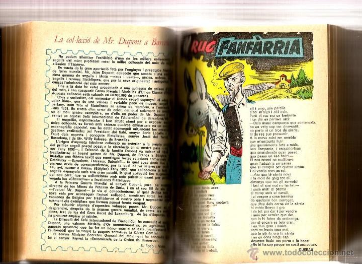 Coleccionismo de Revista Blanco y Negro: TOMO ENCUADERNAT PATUFET ( SEGONA EPOCA, 1968-69) - Foto 10 - 40269771