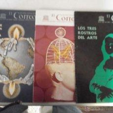 Coleccionismo de Revista Blanco y Negro: EL CORREO DE LA UNESCO. NÚMEROS ENERO/FEBRERO/MARZO 1973. Lote 40457052