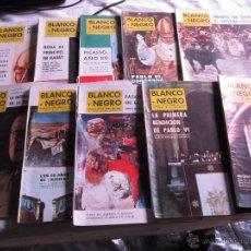 Coleccionismo de Revista Blanco y Negro: BLANCO Y NEGRO 10 REVISTAS AÑOS 60.. Lote 43195382