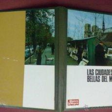 Coleccionismo de Revista Blanco y Negro: COLECCIONABLES DE BLANCO Y NEGRO LAS CIUDADES MAS BELLAS DEL MUNDO 1969. Lote 43211370