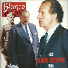 Coleccionismo de Revista Blanco y Negro: BLANCO Y NEGRO CON - LAS CLAVES DE LA RESTAURACION MONARQUICA Nº 3932 DE 1994. Lote 43218437
