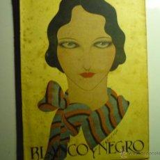 Collectionnisme de Magazine Blanco y Negro: REVISTA BLANCO Y NEGRO -2330-DE 15-3-1936. Lote 43596334