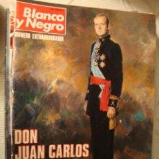 Coleccionismo de Revista Blanco y Negro: REVISTA BLANCO Y NEGRO NUMERO EXTRAORDINARIO DON JUAN CARLOS REY DE ESPAÑA LOT100. Lote 43839179