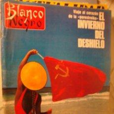 Coleccionismo de Revista Blanco y Negro: REVISTA BLANCO Y NEGRO 1989 LOT100. Lote 43839275