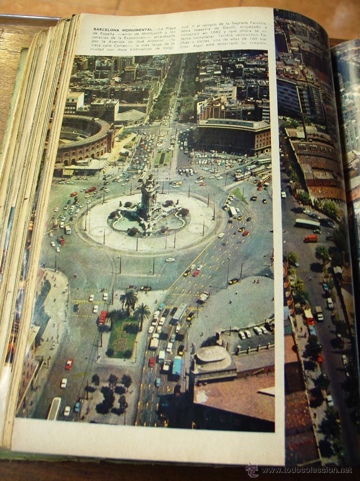 Coleccionismo de Revista Blanco y Negro: DOSIER CON 12 FASCÍCULOS DE LA REVISTA BLANCO Y NEGRO DE 1967 - Foto 8 - 44075910