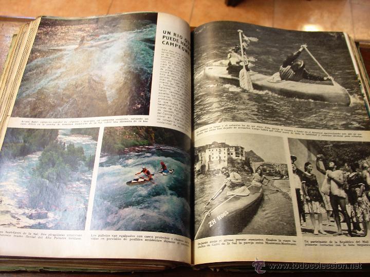 Coleccionismo de Revista Blanco y Negro: DOSIER CON 12 FASCÍCULOS DE LA REVISTA BLANCO Y NEGRO DE 1967 - Foto 9 - 44075910