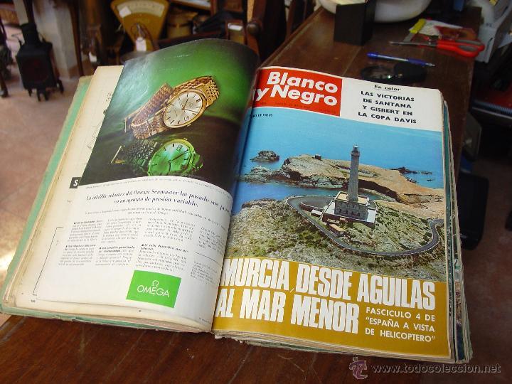 Coleccionismo de Revista Blanco y Negro: DOSIER CON 12 FASCÍCULOS DE LA REVISTA BLANCO Y NEGRO DE 1967 - Foto 13 - 44075910