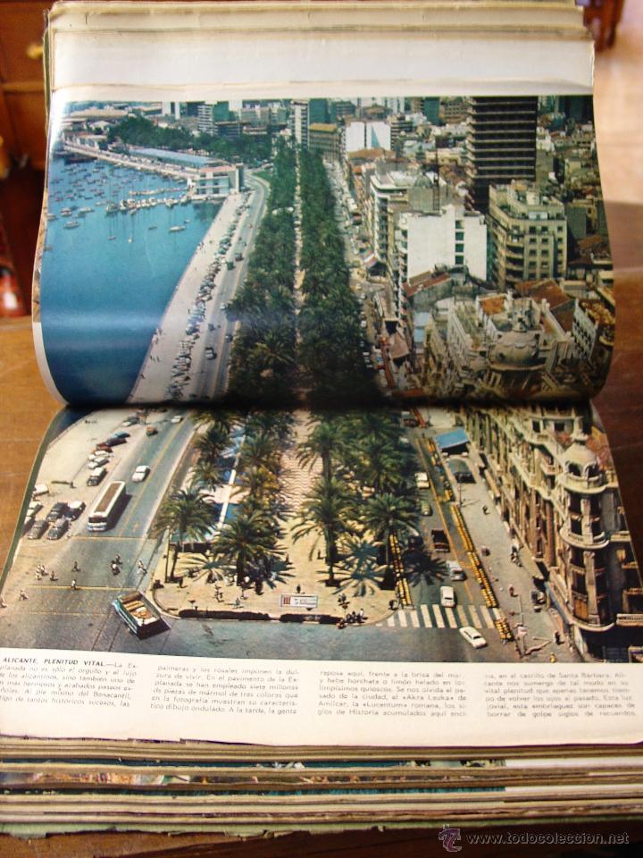 Coleccionismo de Revista Blanco y Negro: DOSIER CON 12 FASCÍCULOS DE LA REVISTA BLANCO Y NEGRO DE 1967 - Foto 15 - 44075910