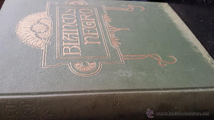 ENCUADERNACIÓN BLANCO Y NEGRO 1962 (ENERO Y FEBRERO). LIBRO REVISTA (Coleccionismo - Revistas y Periódicos Modernos (a partir de 1.940) - Blanco y Negro)