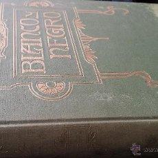 Coleccionismo de Revista Blanco y Negro: ENCUADERNACIÓN BLANCO Y NEGRO 1962 (ENERO Y FEBRERO). LIBRO REVISTA. Lote 45902091