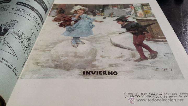 Coleccionismo de Revista Blanco y Negro: encuadernación blanco y negro 1962 (enero y febrero). libro revista - Foto 4 - 45902091