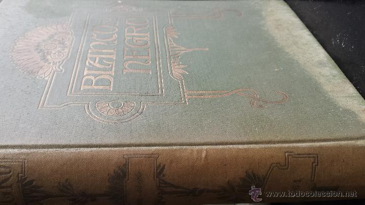 ENCUADERNACIÓN BLANCO Y NEGRO 1961 MAYO Y JUNIO. LIBRO REVISTA (Coleccionismo - Revistas y Periódicos Modernos (a partir de 1.940) - Blanco y Negro)