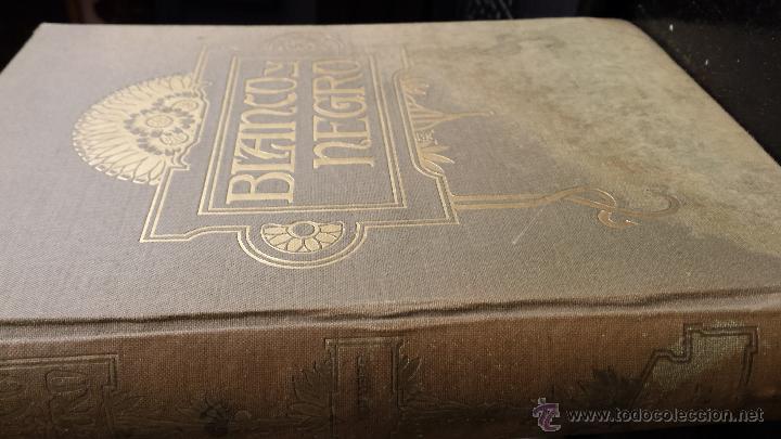 ENCUADERNACIÓN BLANCO Y NEGRO 1957 SEPTIEMBRE Y OCTUBRE. LIBRO REVISTA (Coleccionismo - Revistas y Periódicos Modernos (a partir de 1.940) - Blanco y Negro)