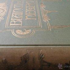 Coleccionismo de Revista Blanco y Negro: ENCUADERNACIÓN BLANCO Y NEGRO 1960 MAYO Y JUNIO LIBRO REVISTA. Lote 45902501