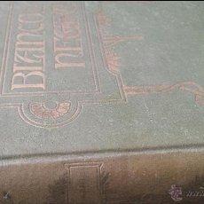Coleccionismo de Revista Blanco y Negro: ENCUADERNACIÓN BLANCO Y NEGRO 1959 MARZO Y ABRIL. LIBRO REVISTA. Lote 45902576