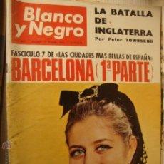 Coleccionismo de Revista Blanco y Negro: REVISTA BLANCO Y NEGRO Nº LA50. Lote 46102205
