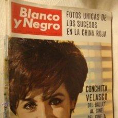 Coleccionismo de Revista Blanco y Negro: REVISTA BLANCO Y NEGRO CONCHA CONCHITA VELASCO LA50. Lote 46102223