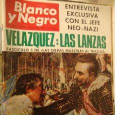 Coleccionismo de Revista Blanco y Negro: REVISTA BLANCO Y NEGRO Nº LA50. Lote 46102229