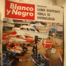 Coleccionismo de Revista Blanco y Negro: REVISTA BLANCO Y NEGRO Nº LA50. Lote 46102247