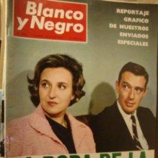 Coleccionismo de Revista Blanco y Negro: REVISTA BLANCO Y NEGRO Nº 2871 1967 LA BODA DE LA INFANTA PILAR LA50. Lote 46106994