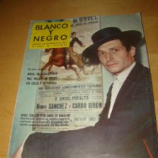 Coleccionismo de Revista Blanco y Negro: REVISTA BLANCO Y NEGRO - FEBRERO 1959. Lote 46171181