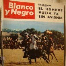 Coleccionismo de Revista Blanco y Negro: REVISTA BLANCO Y NEGRO Nº LA50. Lote 46106899