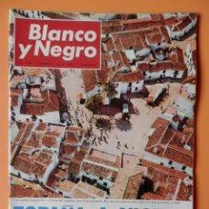 Collectionnisme de Magazine Blanco y Negro: BLANCO Y NEGRO. 1 JULIO 1967. ESPAÑA A VISTA DE HELICÓPTERO. Nº 2878 - DIVERSOS AUTORES. Lote 240158490