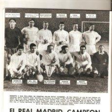 Coleccionismo de Revista Blanco y Negro: 1960 GALLETAS ARTIACH FUTBOL REAL MADRID CAMPEON EUROPA ALASKA DE ANCHORAGE A FAIRBANKS CINE CANNES. Lote 47395645