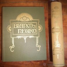 Coleccionismo de Revista Blanco y Negro: BLANCO Y NEGRO : REVISTA SEMANAL ILUSTRADA. TOMO 1 ; AÑO 1960. [NÚMS. 2487 A 2495]. Lote 48189084