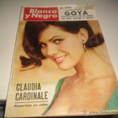 Colecionismo de Revistas Preto e Branco: REVISTA BLANCO Y NEGRO 1967 2897 CLAUDIA CARDINALE . Lote 48289569