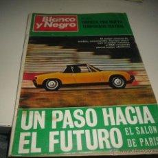 Colecionismo de Revistas Preto e Branco: REVISTA BLANCO Y NEGRO 1969 2997 UN PASO HACIA EL FUTURO SALON DE PARIS . Lote 48289623