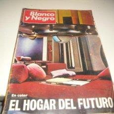 Coleccionismo de Revista Blanco y Negro: REVISTA BLANCO Y NEGRO 1969 3007 EL HOGAR DEL FUTURO . Lote 48289655