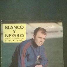 Coleccionismo de Revista Blanco y Negro: BLANCO Y NEGRO N°2387 AÑO 1958. Lote 48462090