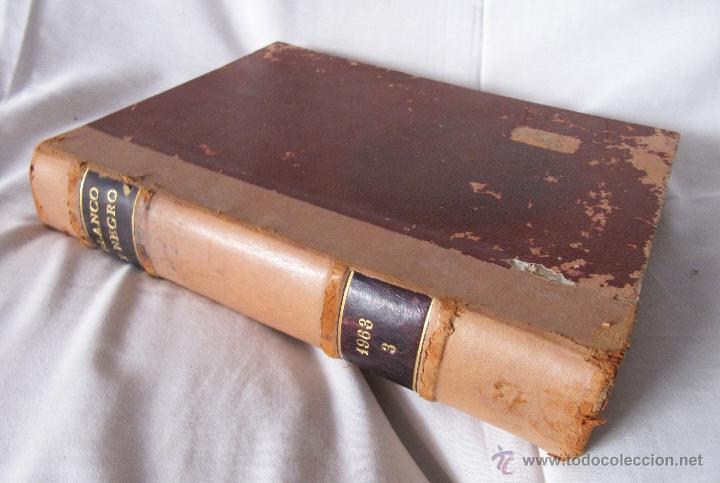 TOMO BLANCO Y NEGRO 1963 - VOL 3 - NºS DE 2661 A 2669 ENCUADERNADOS (Coleccionismo - Revistas y Periódicos Modernos (a partir de 1.940) - Blanco y Negro)