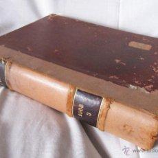 Coleccionismo de Revista Blanco y Negro: TOMO BLANCO Y NEGRO 1963 - VOL 3 - NºS DE 2661 A 2669 ENCUADERNADOS. Lote 48625392