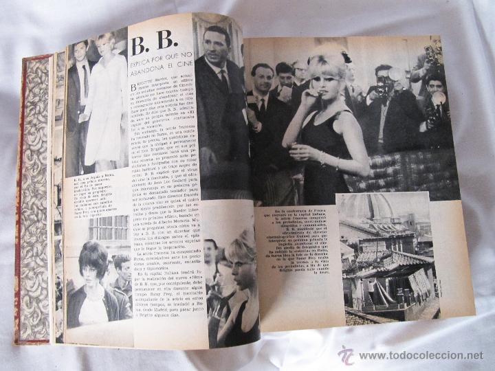 Coleccionismo de Revista Blanco y Negro: TOMO BLANCO Y NEGRO 1963 - VOL 3 - NºS DE 2661 A 2669 ENCUADERNADOS - Foto 3 - 48625392