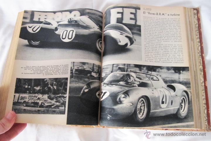 Coleccionismo de Revista Blanco y Negro: TOMO BLANCO Y NEGRO 1963 - VOL 3 - NºS DE 2661 A 2669 ENCUADERNADOS - Foto 6 - 48625392