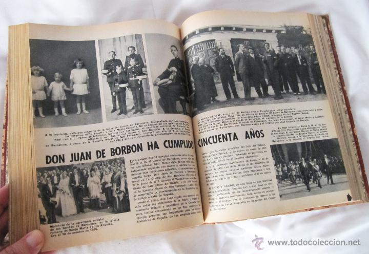 Coleccionismo de Revista Blanco y Negro: TOMO BLANCO Y NEGRO 1963 - VOL 3 - NºS DE 2661 A 2669 ENCUADERNADOS - Foto 7 - 48625392
