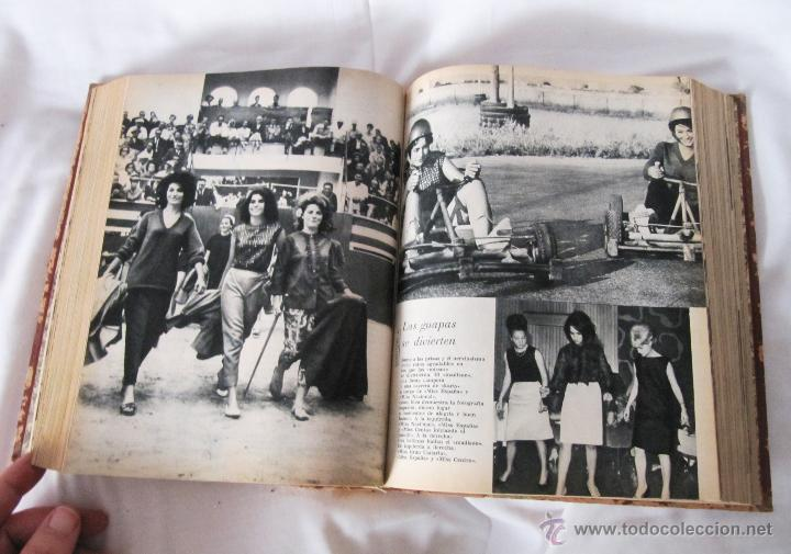Coleccionismo de Revista Blanco y Negro: TOMO BLANCO Y NEGRO 1963 - VOL 3 - NºS DE 2661 A 2669 ENCUADERNADOS - Foto 8 - 48625392