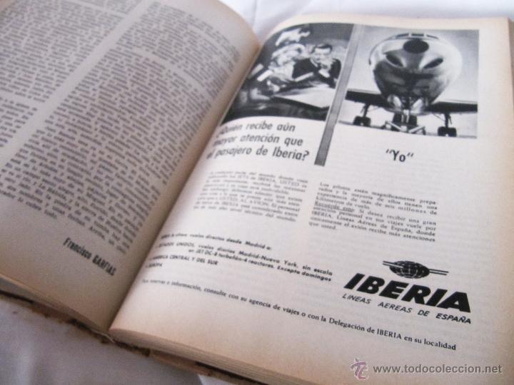 Coleccionismo de Revista Blanco y Negro: TOMO BLANCO Y NEGRO 1963 - VOL 3 - NºS DE 2661 A 2669 ENCUADERNADOS - Foto 9 - 48625392