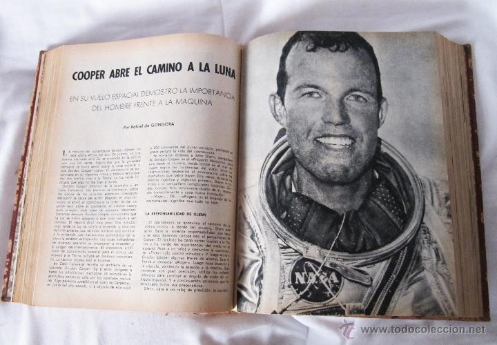 Coleccionismo de Revista Blanco y Negro: TOMO BLANCO Y NEGRO 1963 - VOL 3 - NºS DE 2661 A 2669 ENCUADERNADOS - Foto 10 - 48625392