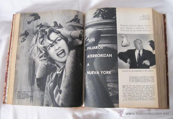 Coleccionismo de Revista Blanco y Negro: TOMO BLANCO Y NEGRO 1963 - VOL 3 - NºS DE 2661 A 2669 ENCUADERNADOS - Foto 11 - 48625392