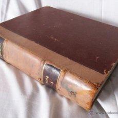 Coleccionismo de Revista Blanco y Negro: TOMO BLANCO Y NEGRO 1964 - VOL 4 - NºS DE 2722 A 2730 ENCUADERNADOS. Lote 48627773