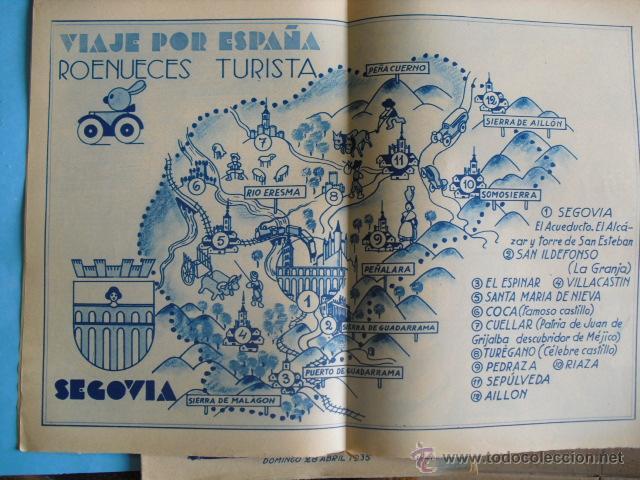 Coleccionismo de Revista Blanco y Negro: 18 revistas de suplemento infantil 1935, de blanco y negro, estan nuevas ver fotos - Foto 2 - 48855425