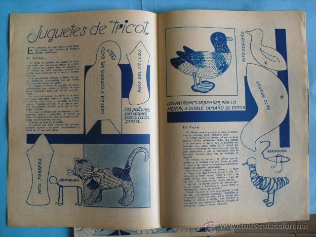 Coleccionismo de Revista Blanco y Negro: 18 revistas de suplemento infantil 1935, de blanco y negro, estan nuevas ver fotos - Foto 3 - 48855425