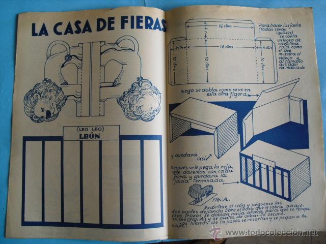 Coleccionismo de Revista Blanco y Negro: 18 revistas de suplemento infantil 1935, de blanco y negro, estan nuevas ver fotos - Foto 4 - 48855425