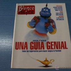 Coleccionismo de Revista Blanco y Negro: REVISTA:BLANCO Y NEGRO,Nº3885,SHOWNA DWAYRE,MARINA CASTAÑO,KEVIN COSTNER,BORIS YELTSIN. Lote 49386886